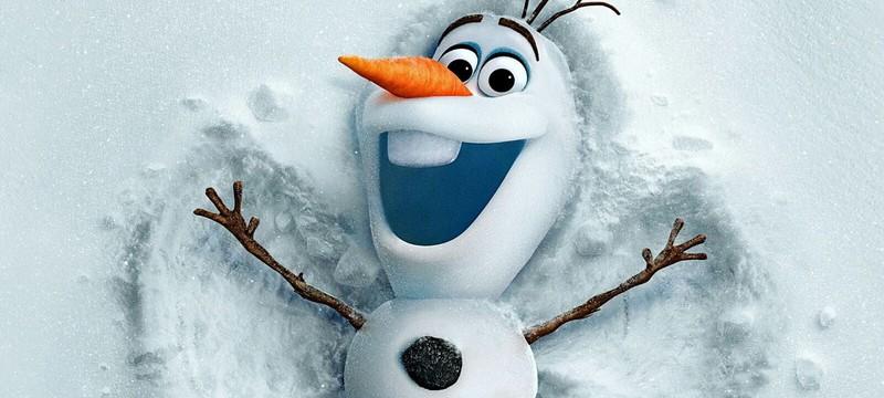 Disney будет выпускать детские ролики про Олафа во время карантина