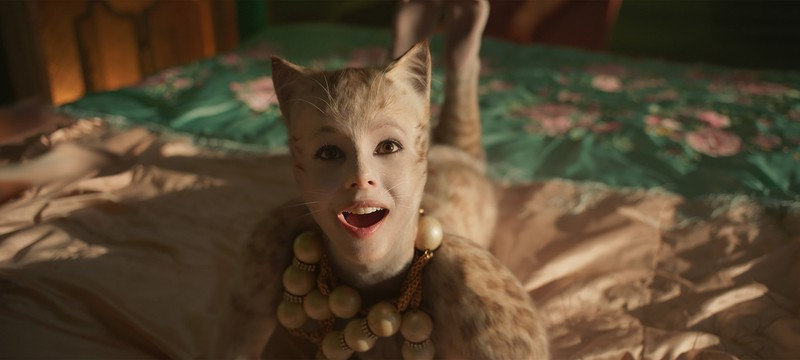 """VFX-специалист фильма """"Кошки"""" подтвердил, что существует версия с кошачьими анусами"""