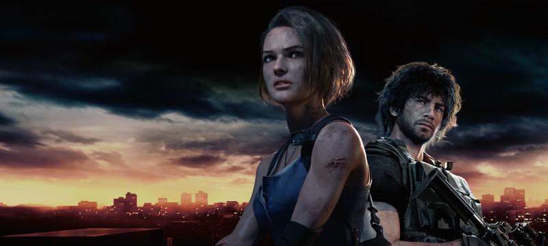 UK-чарт: Resident Evil 3 на втором месте