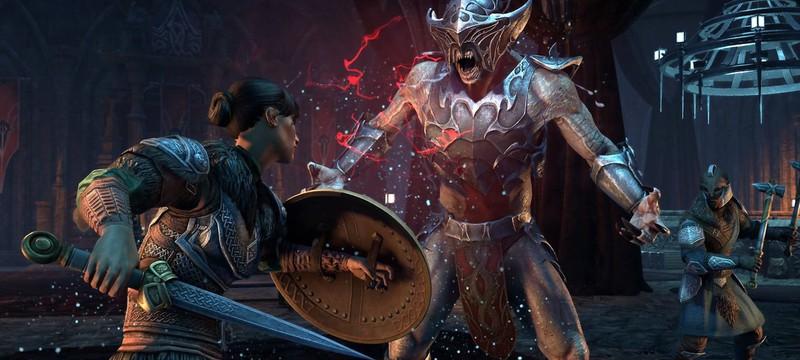 Новое дополнение The Elder Scrolls Online перенесено на неделю