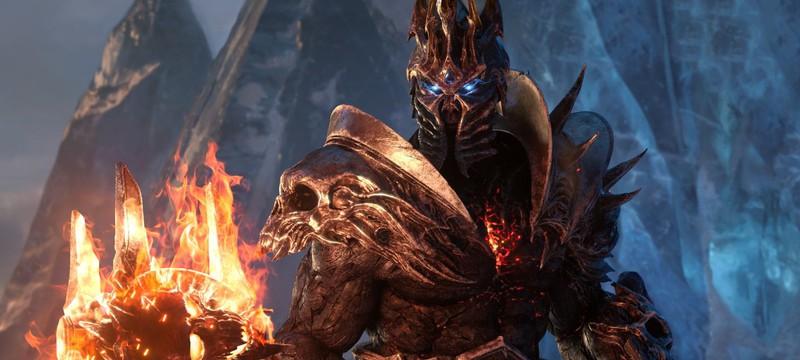 World of Warcraft может получить поддержку геймпадов