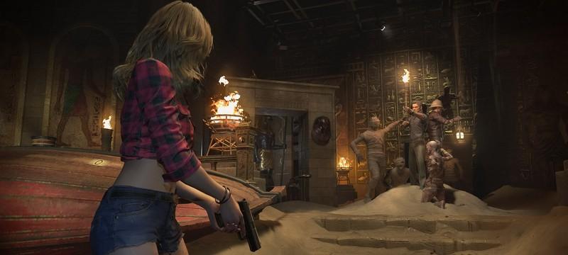 Capcom раскрыла скудный план поддержки Resident Evil Resistance