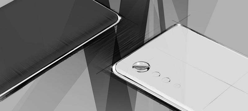 LG показала новый способ размещения камер на смартфоне