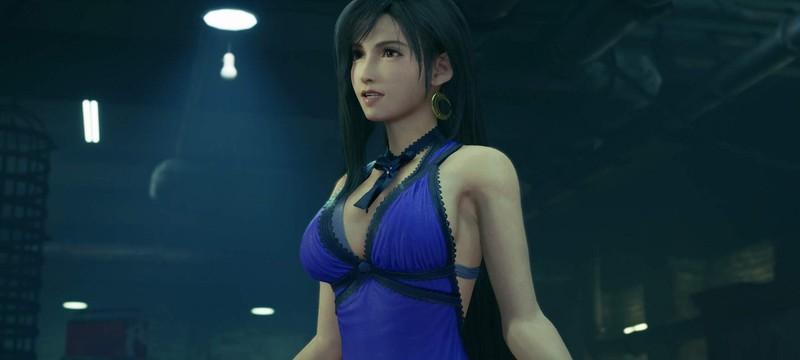 В новом трейлере Final Fantasy VII есть намек на релиз PC-версии