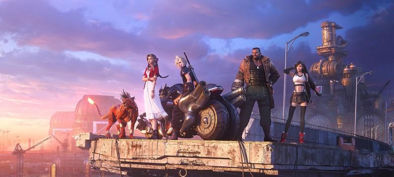 UK-чарт: Final Fantasy VII возглавила английский чарт продаж