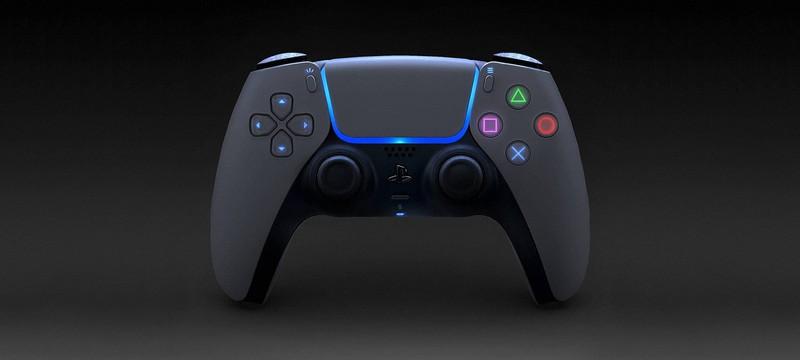 Контроллеру DualSense для PS5 добавили анимированную подсветку — получилось эпично