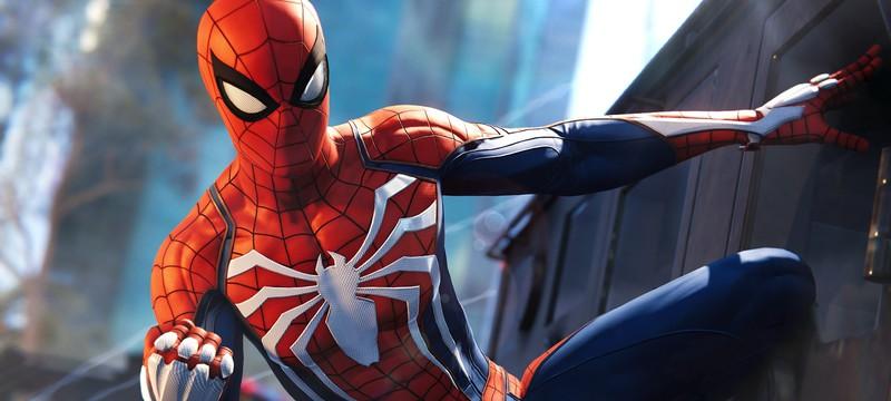 Демонстрация загрузки Spider-Man на PS5 происходила на низкоскоростном SSD