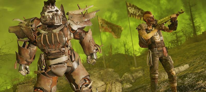 Новый геймплей и подробности обновления Wastelanders для Fallout 76