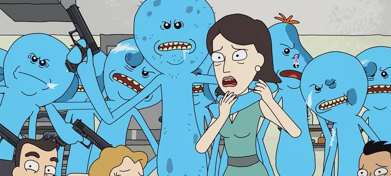 """Убирайся с моего лица, бро — раскрыты названия новых эпизодов """"Рика и Морти"""""""