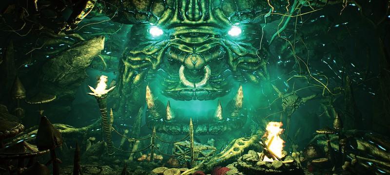 Мрачная фантастическая адвенчура Arboria выйдет в раннем доступе Steam