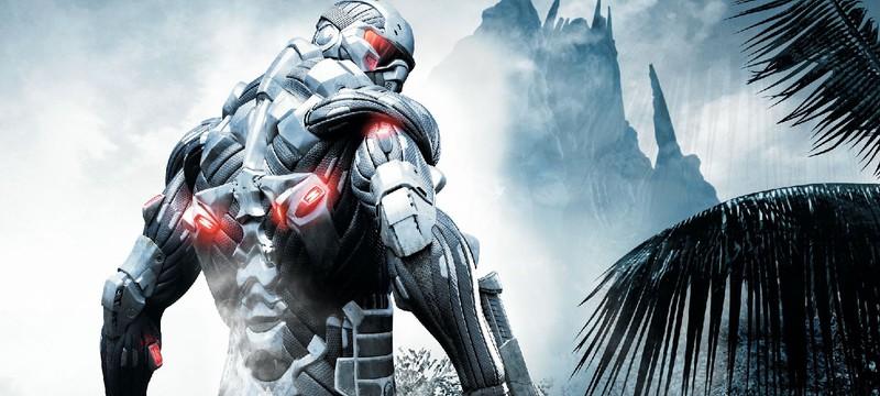 Crytek работает над неанонсированной AAA-игрой