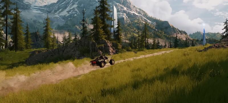 Для озвучки Halo Infinite использовали El Camino, реактивный самолет и трактор