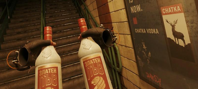 Хэдкрабы на улицах России в ролике Half-Life: COVID- 19