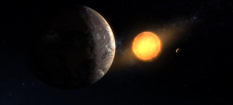 """Ученые нашли экзопланету в старых данных """"Кеплера"""""""