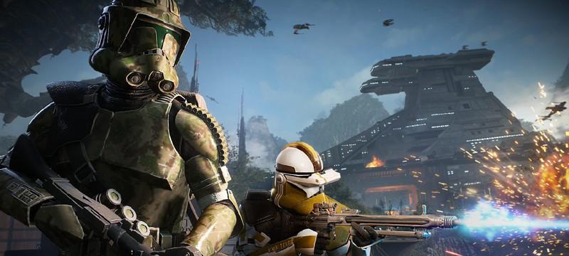 Обновление Battle of Scarif для Star Wars Battlefront 2 снова перенесли