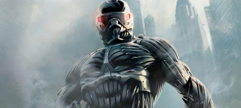 Утечка: Тизер-трейлер Crysis Remastered