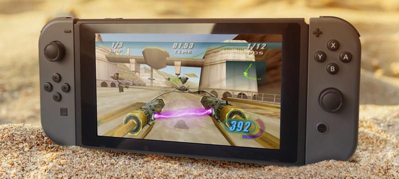 Star Wars Episode 1: Racer выйдет на PS4 и Switch в мае