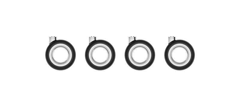 На дворе кризис, а Apple предлагает купить колесики для Mac Pro за $700