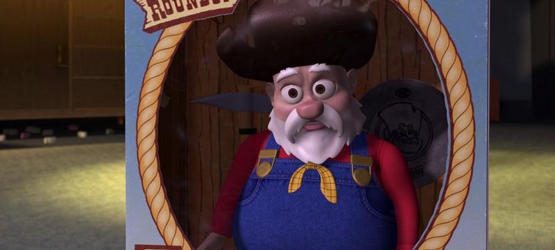 """В """"Историю игрушек 2"""" для Disney+ не попала сцена флирта Вонючки Пита с куклами Барби"""