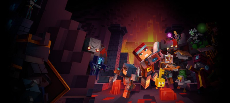 Minecraft: Dungeons обойдется без матчмейкинга