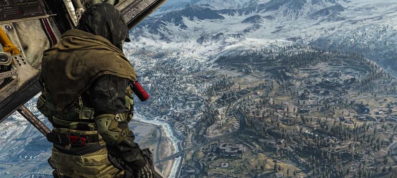 В Call of Duty: Warzone будут ивенты на манер Fortnite