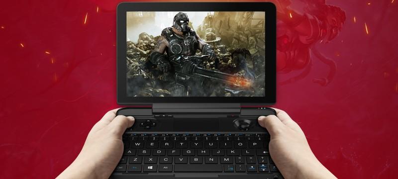 GPD представила 8-дюймовый игровой нетбук со встроенным геймпадом