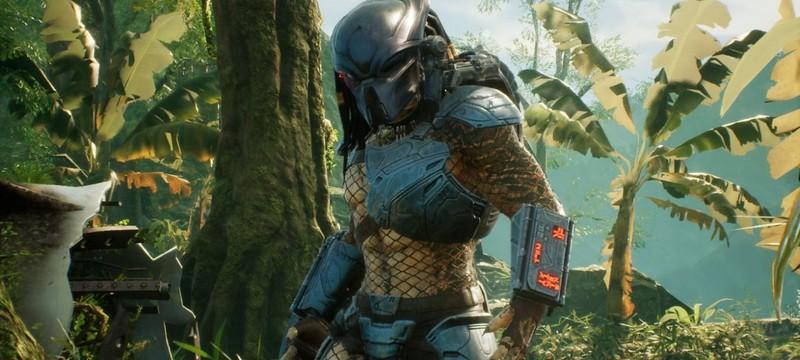 Резня в джунглях в новом трейлере шутера Predator: Hunting Grounds