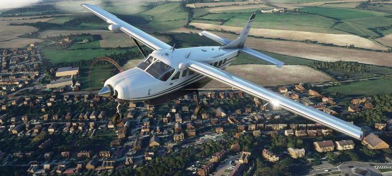 RTX 2080 и 150 ГБ свободного места — системные требования Microsoft Flight Simulator
