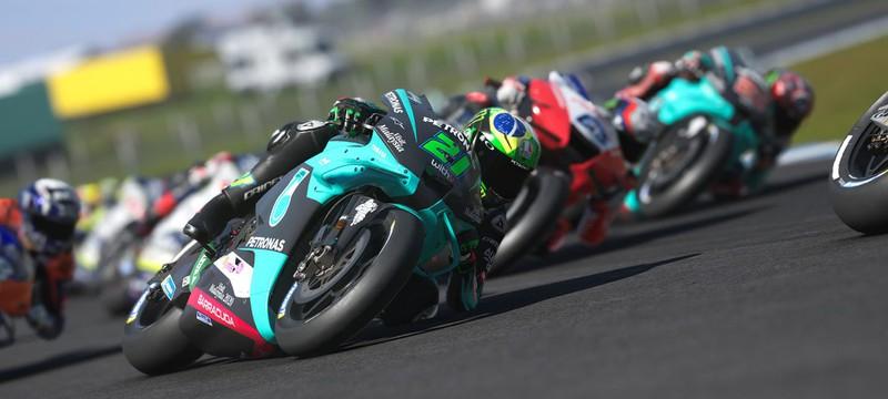 Релизный трейлер и первые оценки MotoGP 20