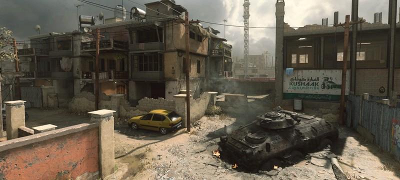 Новые бесплатные выходные мультиплеера Modern Warfare