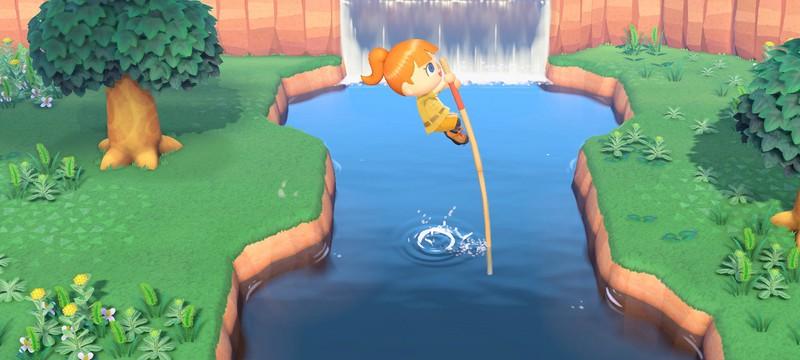 Элайджа Вуд посетил чужой остров в Animal Crossing, чтобы продать репы