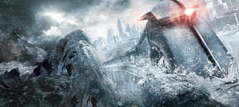 """Второй трейлер """"Сквозь снег"""" — сериала про ледниковый период и поезд"""