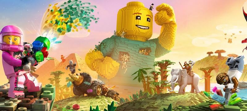 Universal и LEGO заключили пятилетнее партнерство