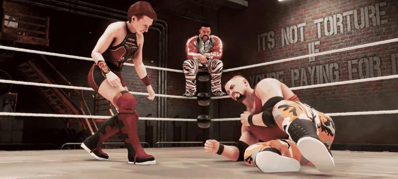 В этом году не будет новой WWE 2K