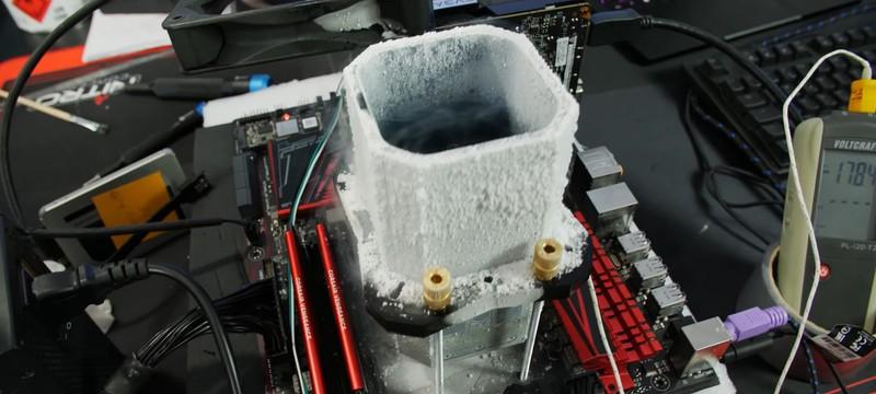Разогнанный AMD FX-8350 до 7,5 ГГц уступил в производительности стандартному Ryzen 5 2600X