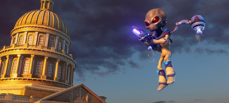 Ремейк Destroy All Humans выйдет 28 июля