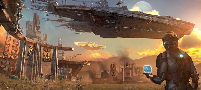 Возрождение человечества в трейлере космического MMO сурвайвала Dual Universe