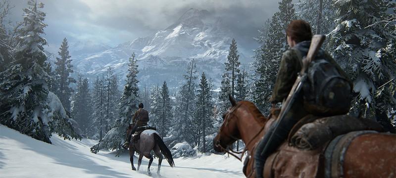 The Last of Us 2 будет весить 100 ГБ