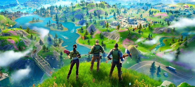 В Fortnite появится новая карта и режим для развлечений с друзьями