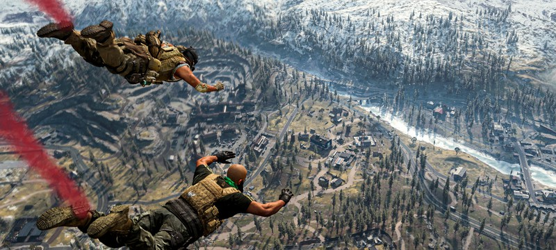 Из Call of Duty: Warzone убрали стандартные контракты — игроки недоумевают