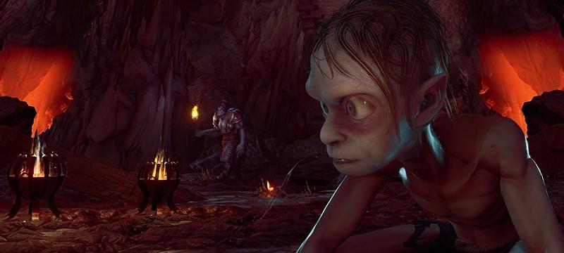 Дух Толкина — первые скриншоты The Lord Of The Rings: Gollum