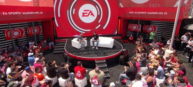 EA Play 2020 состоится в ночь с 11 на 12 июня