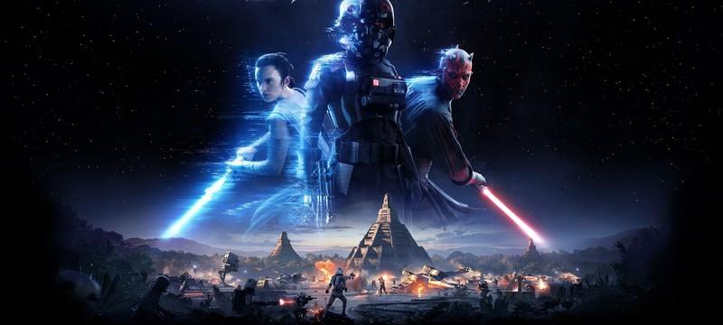 Геймеры просят ввести платные DLC для Star Wars Battlefront II