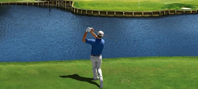 Первый тизер симулятора гольфа PGA TOUR 2K21