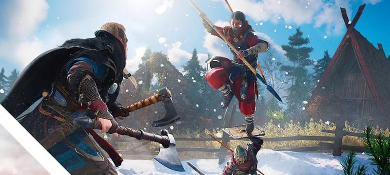 Assassin's Creed Valhalla будет не самой длинной игрой в серии