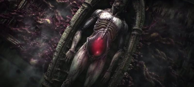 Inside Xbox: Новый трейлер хоррора Scorn