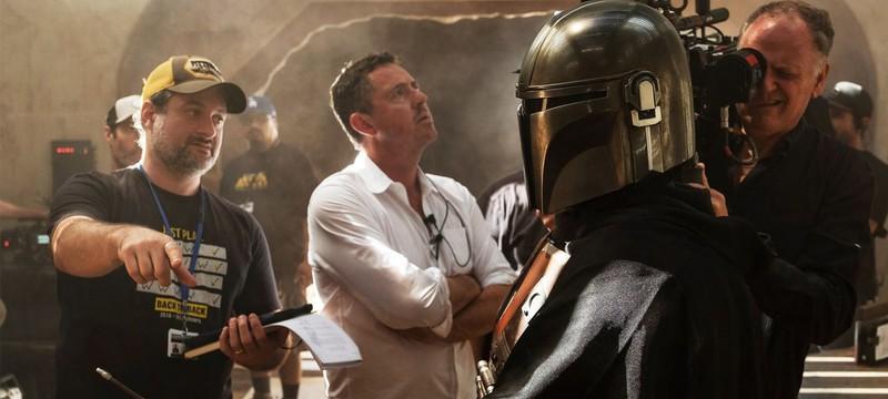"""Дэйв Филони снял всего один эпизод второго сезона """"Мандалорца"""""""