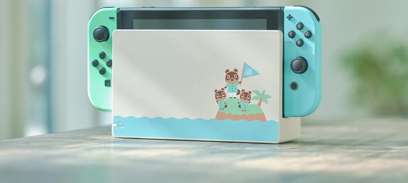 Nintendo Switch находится только в середине жизненного цикла