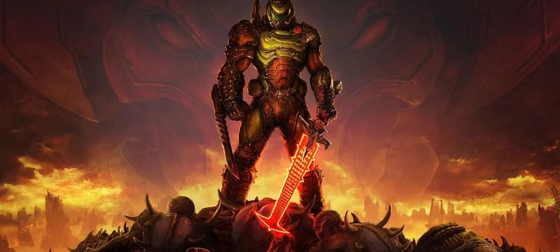 Steam-чарт: DOOM Eternal вернулась на первое место