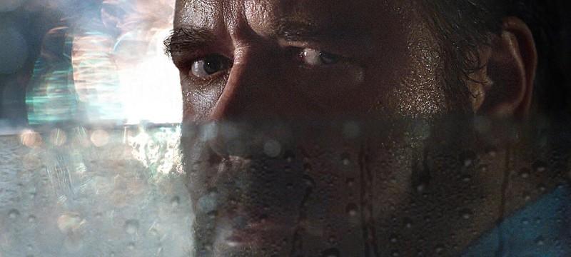 """Рассел Кроу в трейлере триллера """"Неистовый"""""""